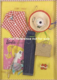 Barbie doll 967 Picnic Set 1959-1961