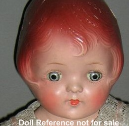 1930s Acme Patsy type doll face