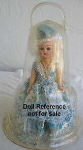 "A & H 1961+ Marcie Dolls, 9"" Prize Package dolls"