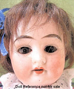 Armand Marseille Alma doll, 11""