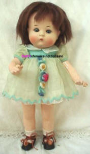 Armand Marseille Just Me doll mold 310, 12""