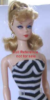 850 Barbie Ponytail 35th anniversary 1994