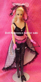 ca. 1969 Barbie Masquerade Germany only