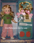 1974 Horsman Betsy McCall Beauty Box doll, 13""