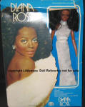 1977 Diana Ross doll, 12 1/4""