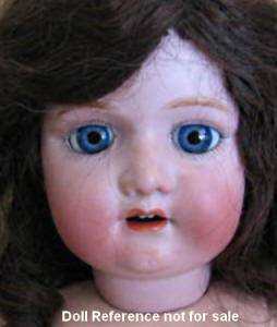 Morimura Dolly Face doll, 24""