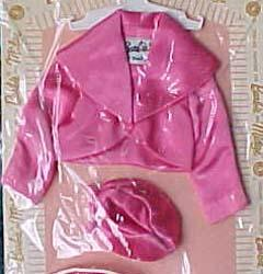Pak Satin Bolero and Hat 1963