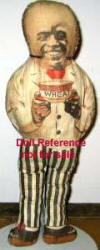 1922-1955 Cream of Wheat Rastus doll