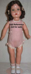 1940s Eaton Beauty doll