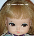 "1965 Joy doll, 11"" by Royal"