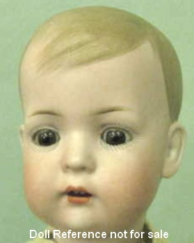 Bruno Schmidt Tommy Tucker doll mold 2048, 17""