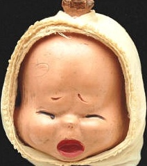 Three in One Doll - Trudy Crying face doll